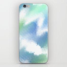 Ocean Vibes Tie Dye iPhone Skin