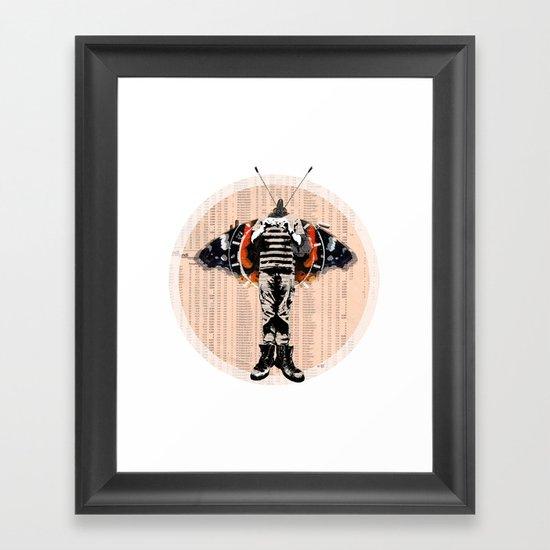 Ikarus Framed Art Print