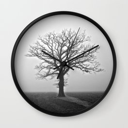 A Single Tree - The Peace Collection Wall Clock