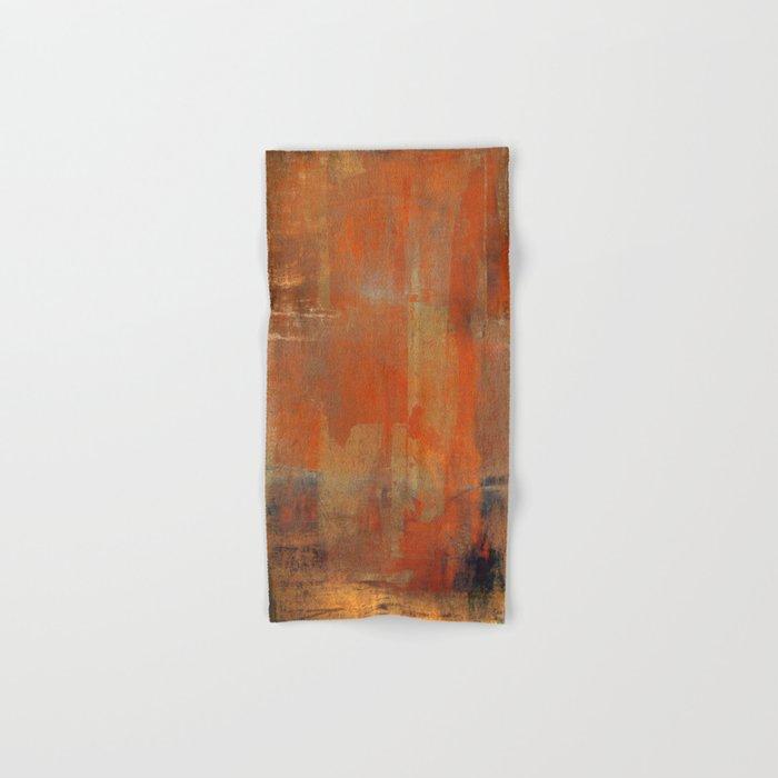 Ricordi dell'Infanzia: La Luce dell'Aurora Hand & Bath Towel
