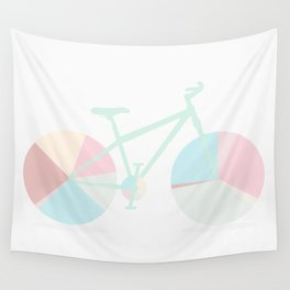 Ride Your Bike Wall Tapestry