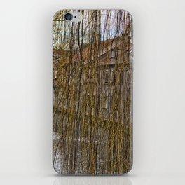 River Blau - Ulm ( Fischerviertel ) iPhone Skin