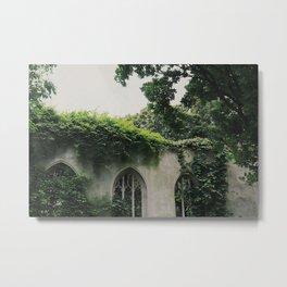 Saint Dunstan in the East Church Metal Print