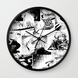 Allen Wall Clock