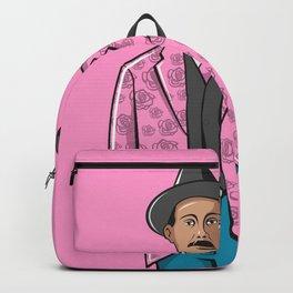 Jose Gregorio Hernandez POP - TrincheraCreativa Backpack
