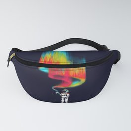 Space vandal Fanny Pack