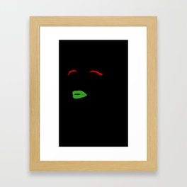 Model No.1 Framed Art Print