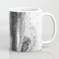 solid Mugs featuring Solid ground by Stoian Hitrov - Sto