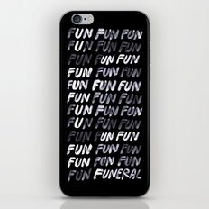 THAT'S LIFE iPhone & iPod Skin
