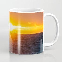 Sunrise of the East Coffee Mug