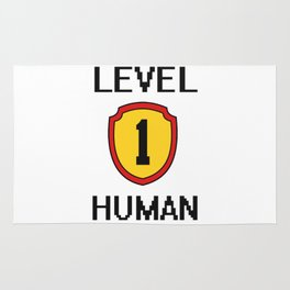 Level 1 Human Rug