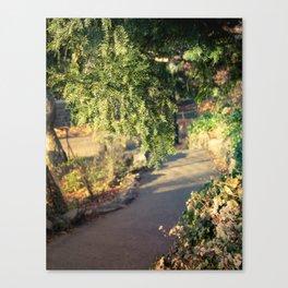 Cloisters fairytales Canvas Print