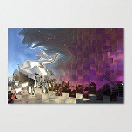 Seattle Center 9 Canvas Print