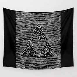 Triforce // Joy Division Wall Tapestry
