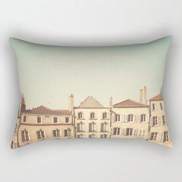 designated town of art & history ... Rectangular Pillow