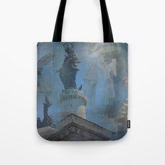 Rome Statues Tote Bag