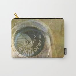 TMT / The Biggest Spatial Eye / EXPLORERS ONLY Carry-All Pouch