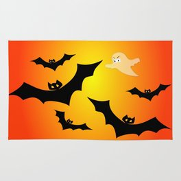 Bats and a Ghost Rug
