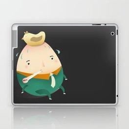 HUMPTY DUMPTY HATCHING? Laptop & iPad Skin