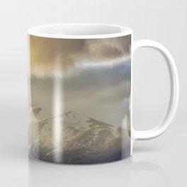 Monte Calvo at sunset Coffee Mug