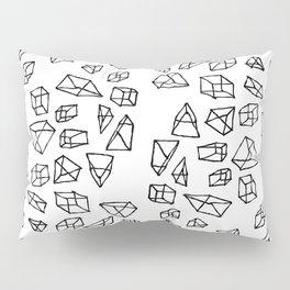 Geometric impulse Pillow Sham