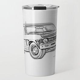 1968 Nova Travel Mug