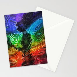 In Alignment With Your System Stationery Cards