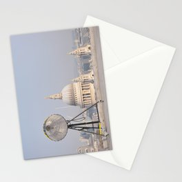 Rooftop View London Stationery Cards