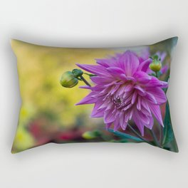 End of Summer Rectangular Pillow