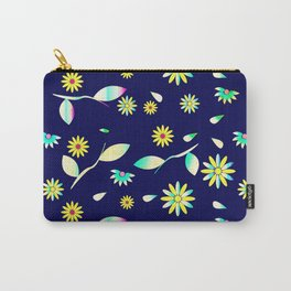 Traditional Inspiration Pattern II Carry-All Pouch