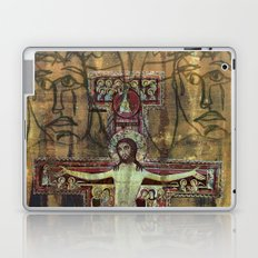 Crucifixion Laptop & iPad Skin