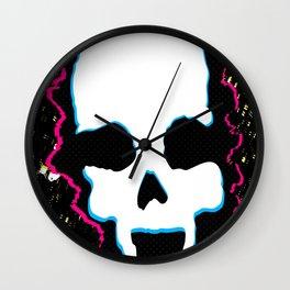 Ghost Demon Wall Clock
