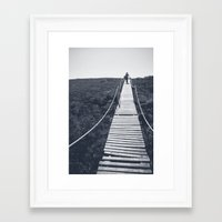 adventure Framed Art Prints featuring Adventure by Light Wanderer