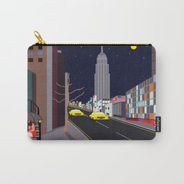 Raining in Manhattan Carry-All Pouch