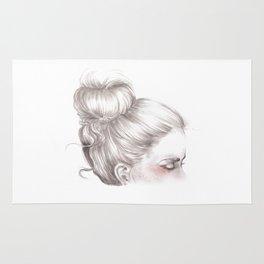 Loveland // Fashion Illustration Rug