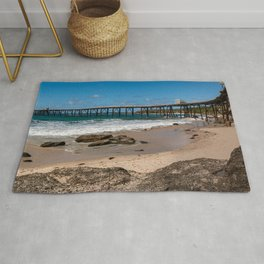 Catherine Hill Bay Pier Rug
