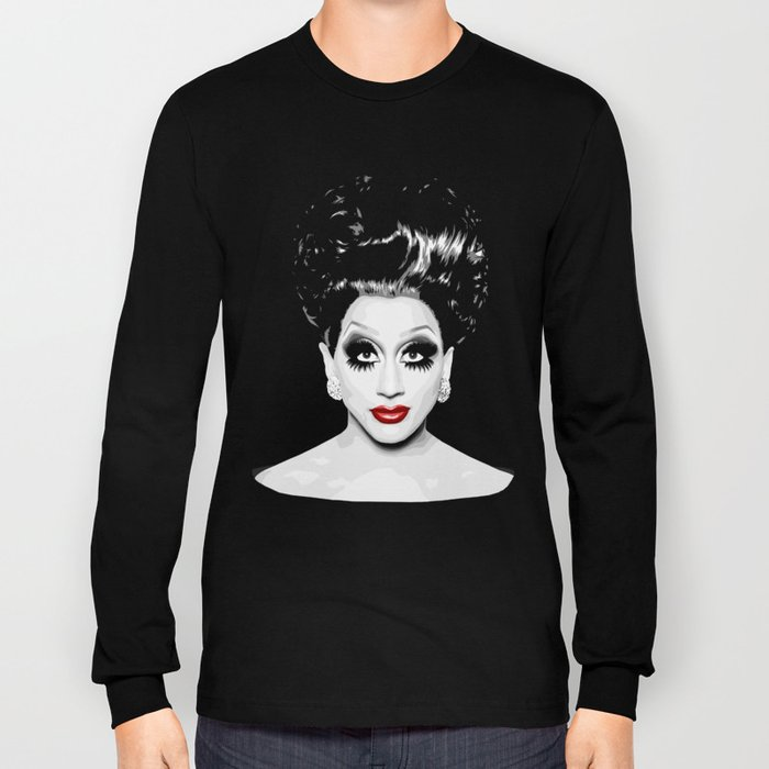 Bianca Del Rio, RuPaul's Drag Race Queen Long Sleeve T-shirt