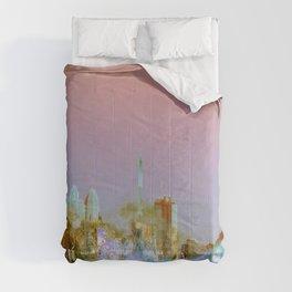 Detachment Comforters