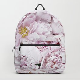 BED OF FLOWERS - PEONY PINK Backpack