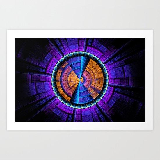 You're on my Radar Art Print