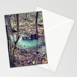 Forest Pond Stationery Cards