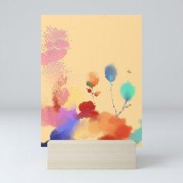 Sugar Cloud Mini Art Print