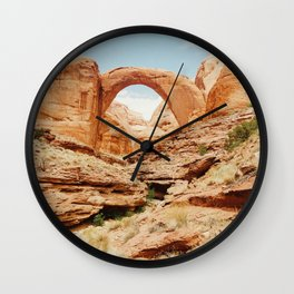 Rainbow Bridge Wall Clock