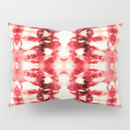 Tie-Dye Chili Pillow Sham