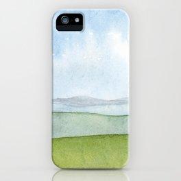 Appalachian Mountains iPhone Case