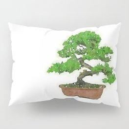 Japanese Bonsai Tree Pillow Sham