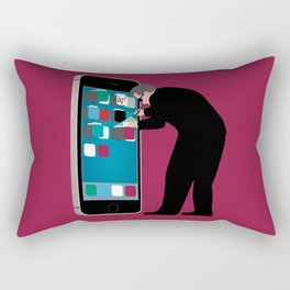 Indiscriminate Collection of U.S. Phone Records Violates the Fourth Amendment Rectangular Pillow