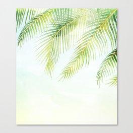 Tropical Vibe 3 Canvas Print
