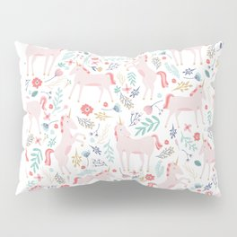 Unicorn Fields Pillow Sham