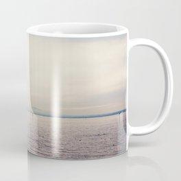 sunset along Lake Constance in Germany ... Coffee Mug